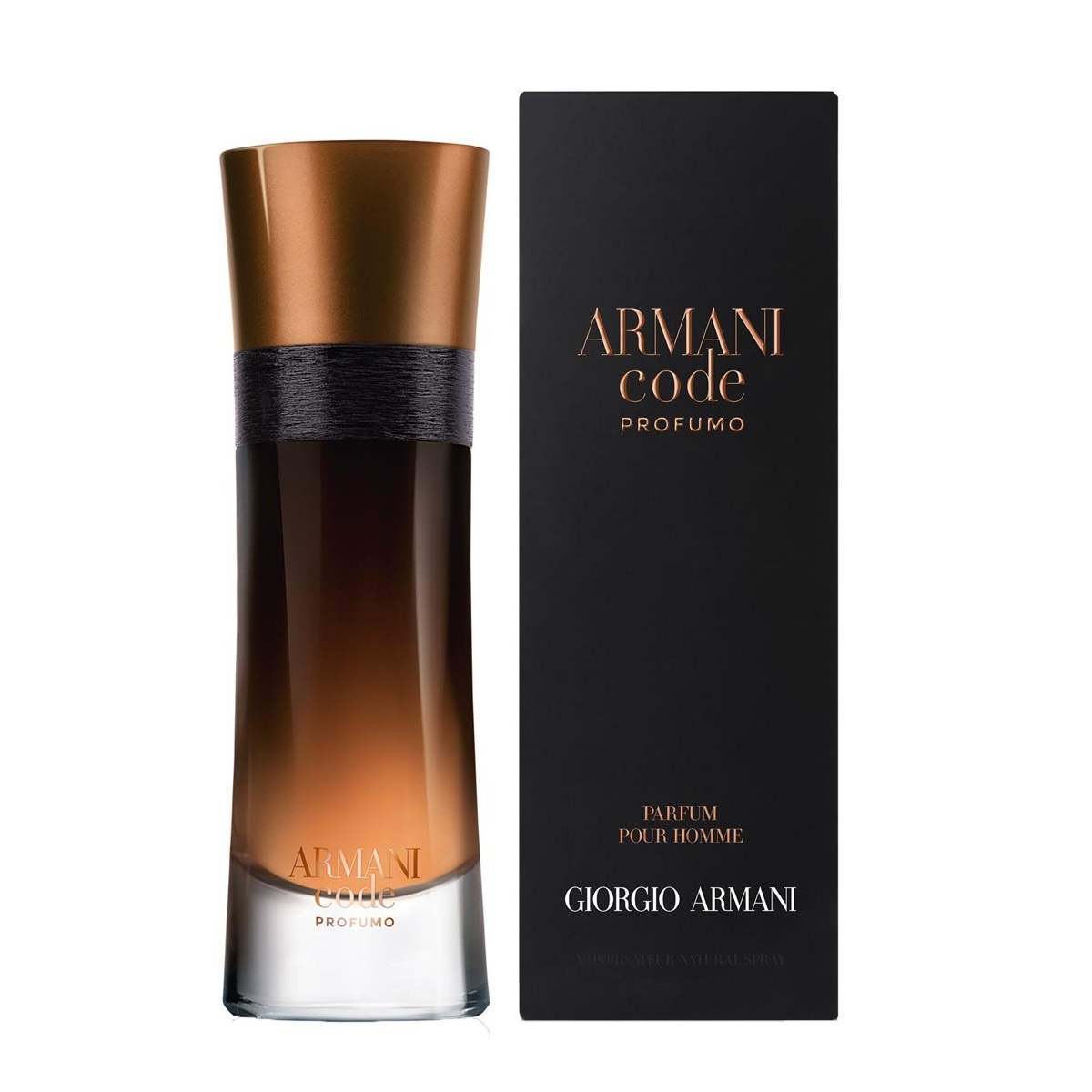Armani Code Profumo For Men 2.5oz 75ml