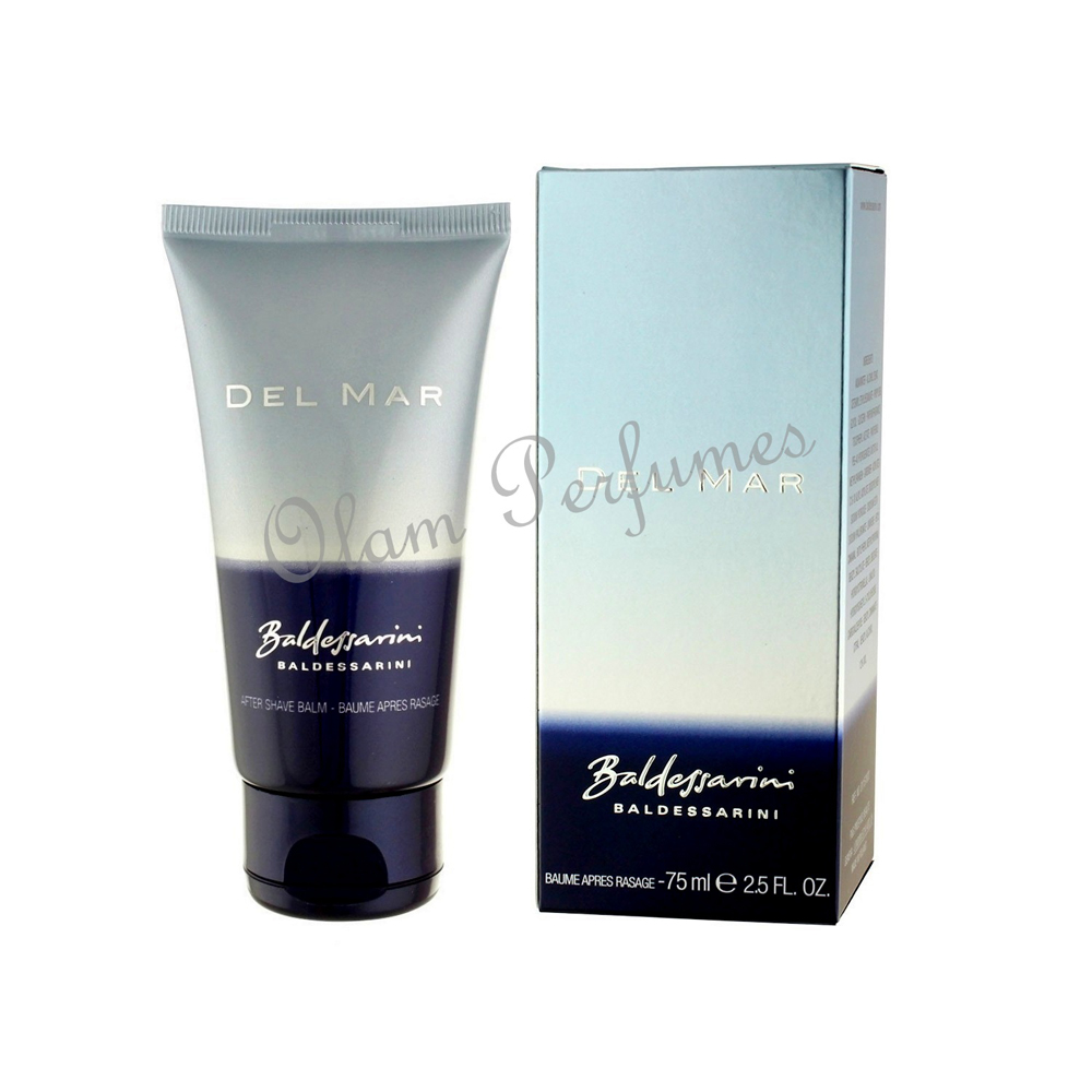 Baldessarini Del Mar After Shave Balm 2.5oz 75ml