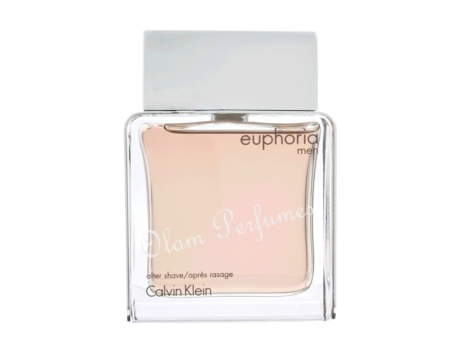 Calvin Klein Euphoria Aftershave 3.4oz 100ml Unboxed