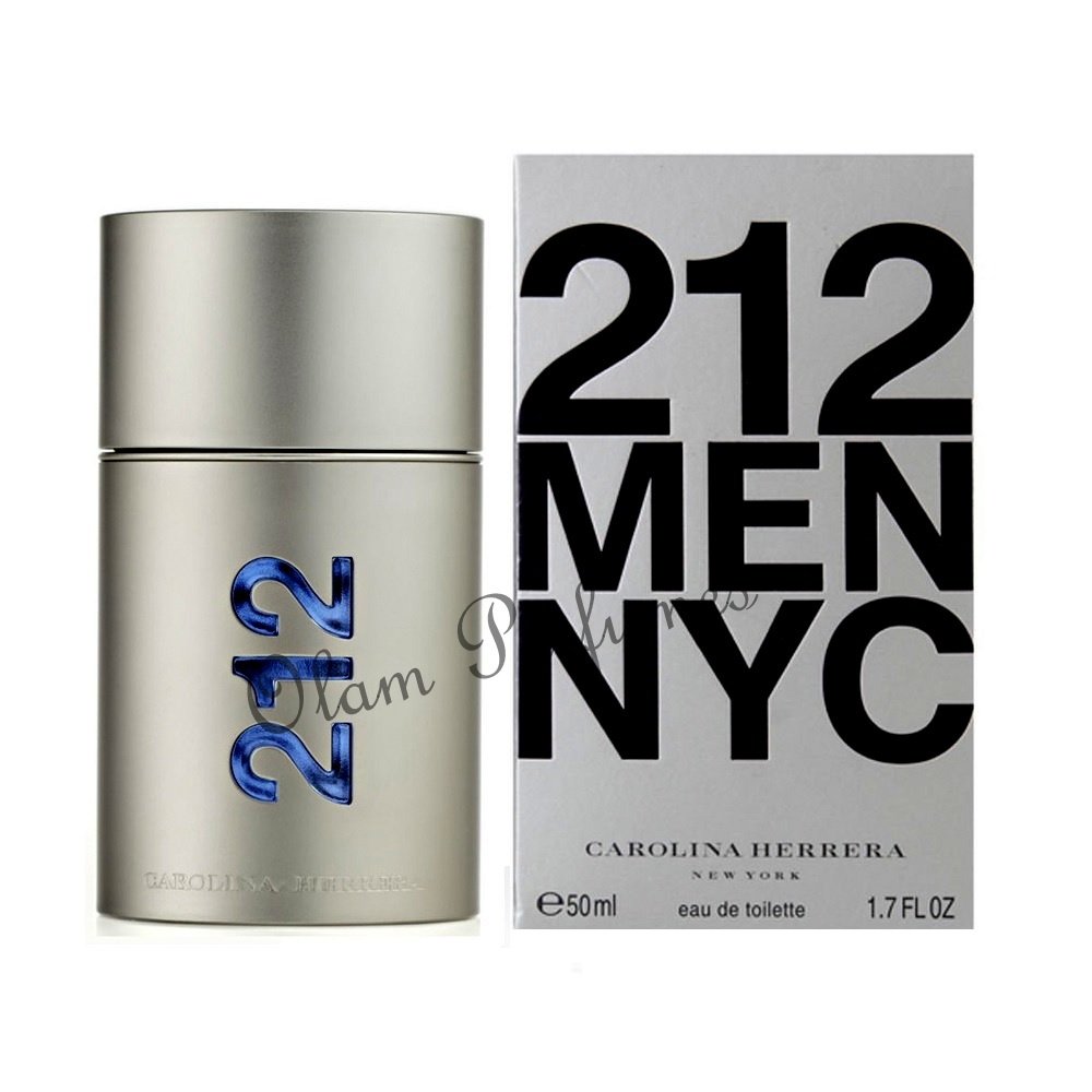 212 For Men Eau De Toilette Spray 1.7oz 50ml