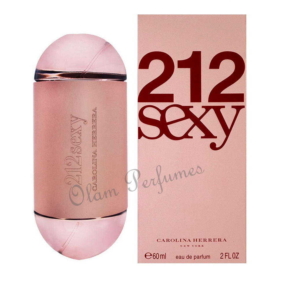 212 SEXY FOR WOMEN EAU DE PARFUM SPRAY 2.0oz