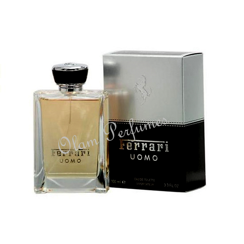 Ferrari Uomo For men Eau de Toilette 3.3oz 100ml