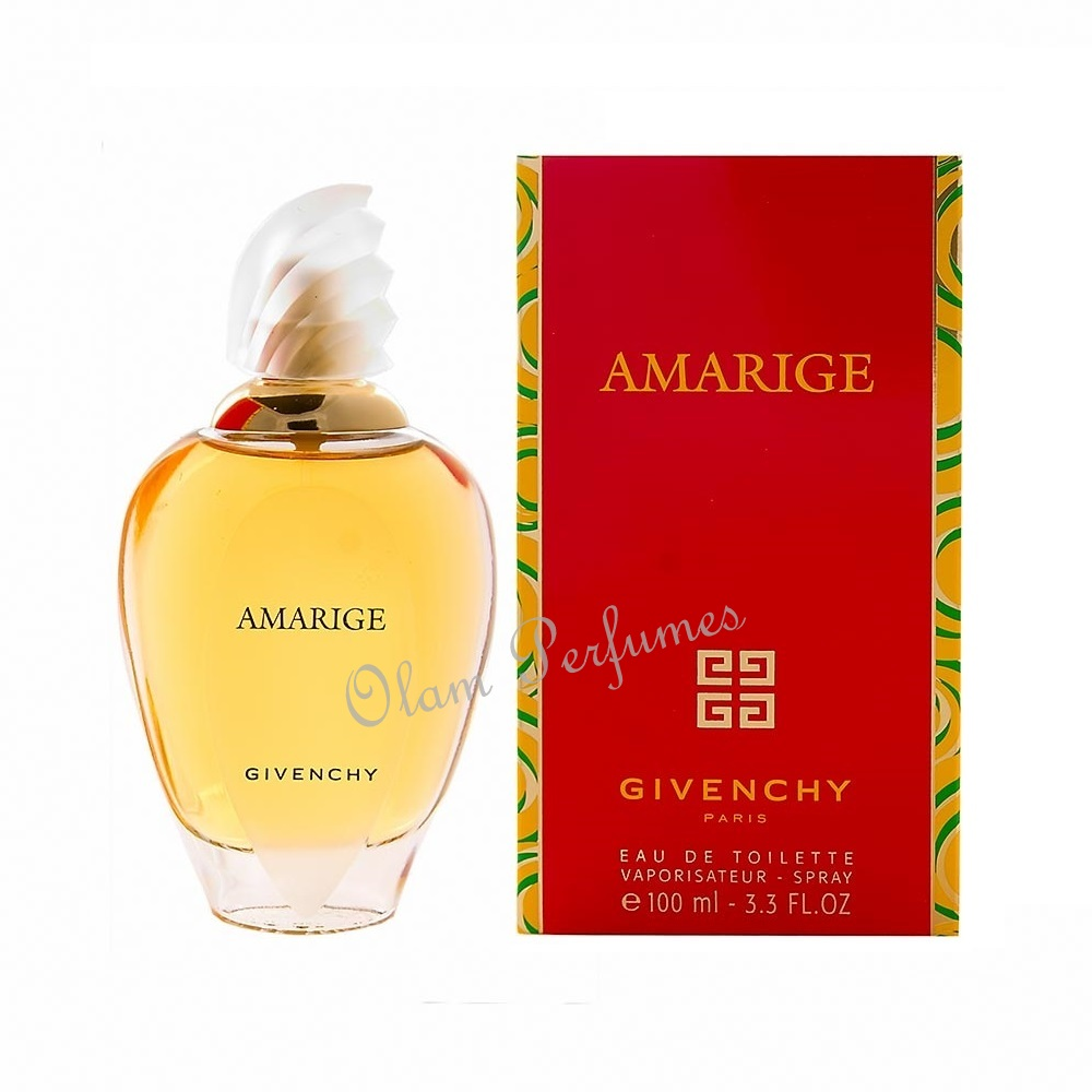 Givenchy Amarige for Women Eau de Toilette Spray 3.3oz 100ml