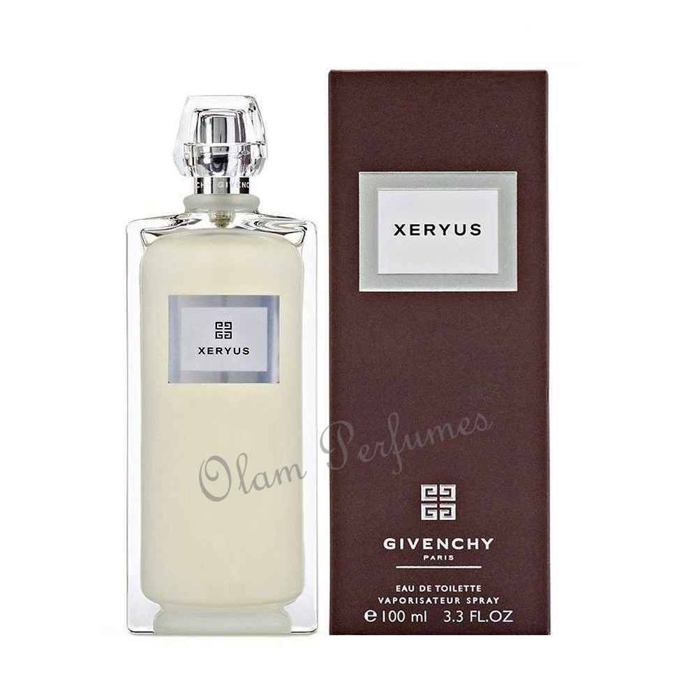 Givenchy Xeryus For Men Eau de Toilette Spray 3.3oz