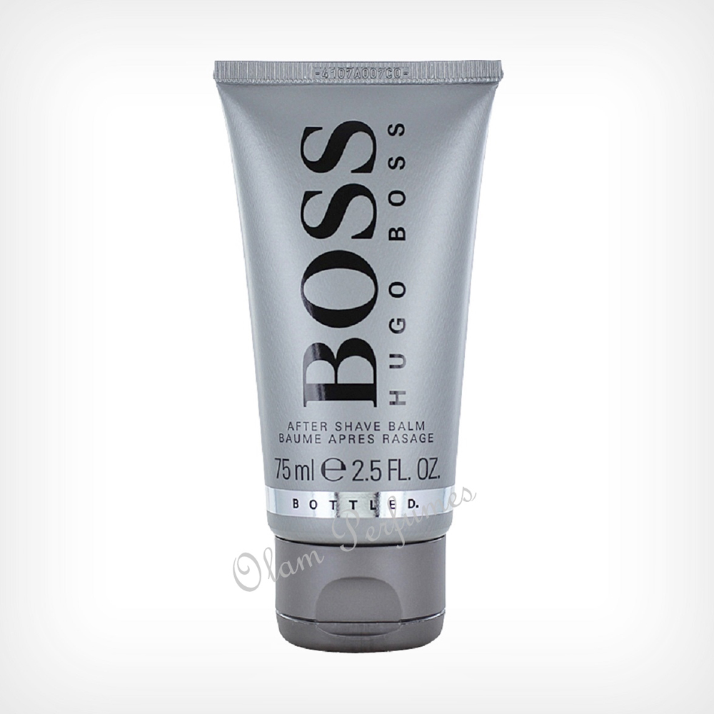 Boss Bottled After Shave Balm 2.5oz 75ml