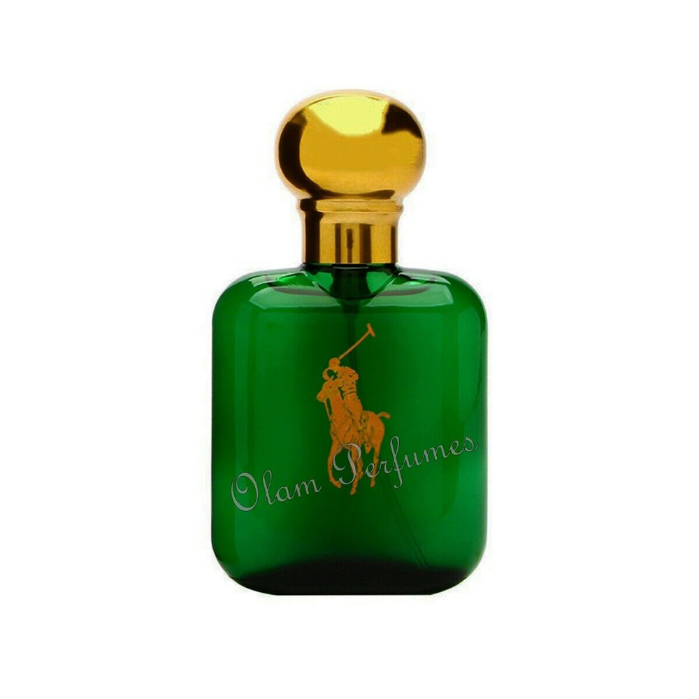 Ralph Lauren Polo Green Eau De Toilette Spray 2.0oz Unboxed