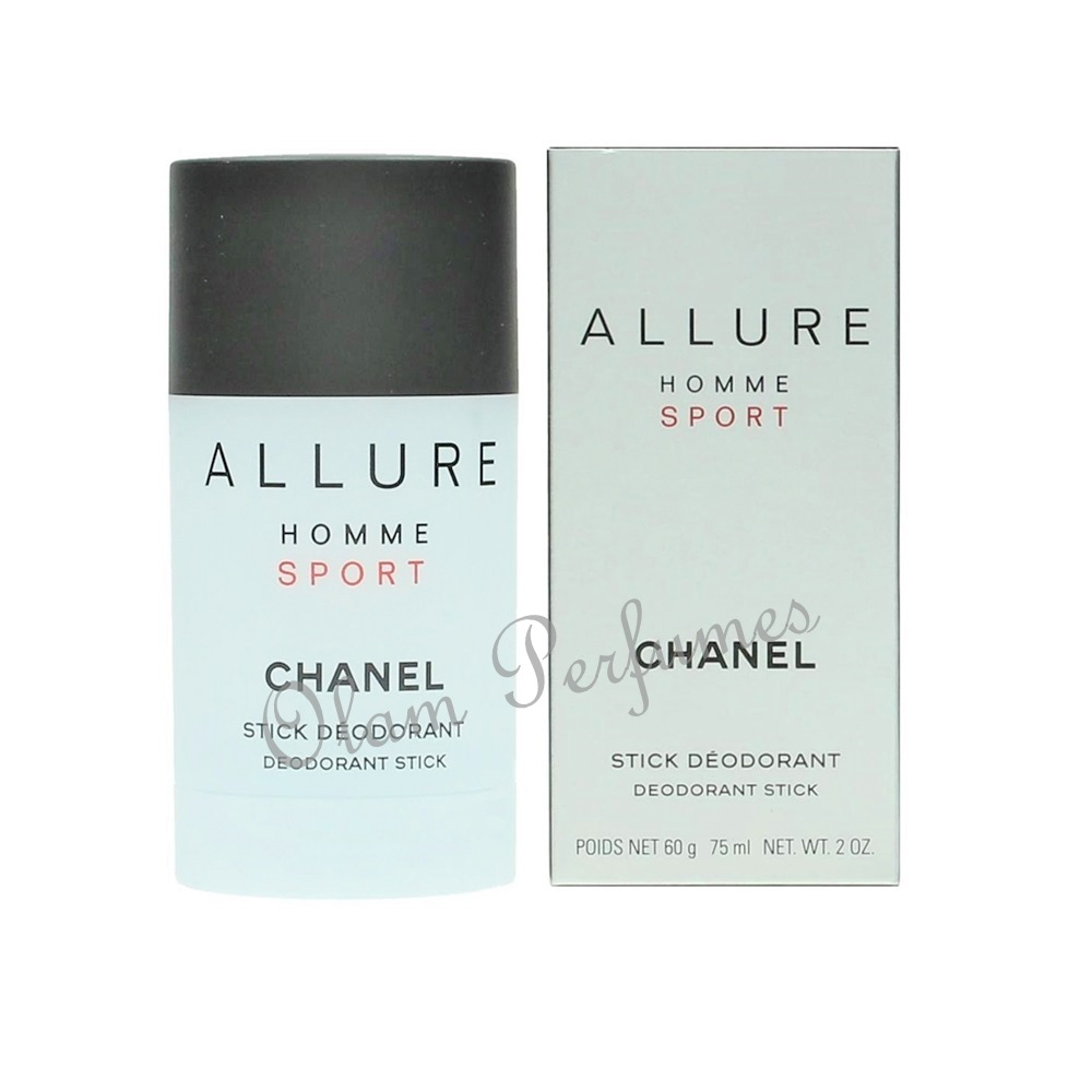 Chanel Allure Homme Sport Deodorant Stick 2oz 75ml