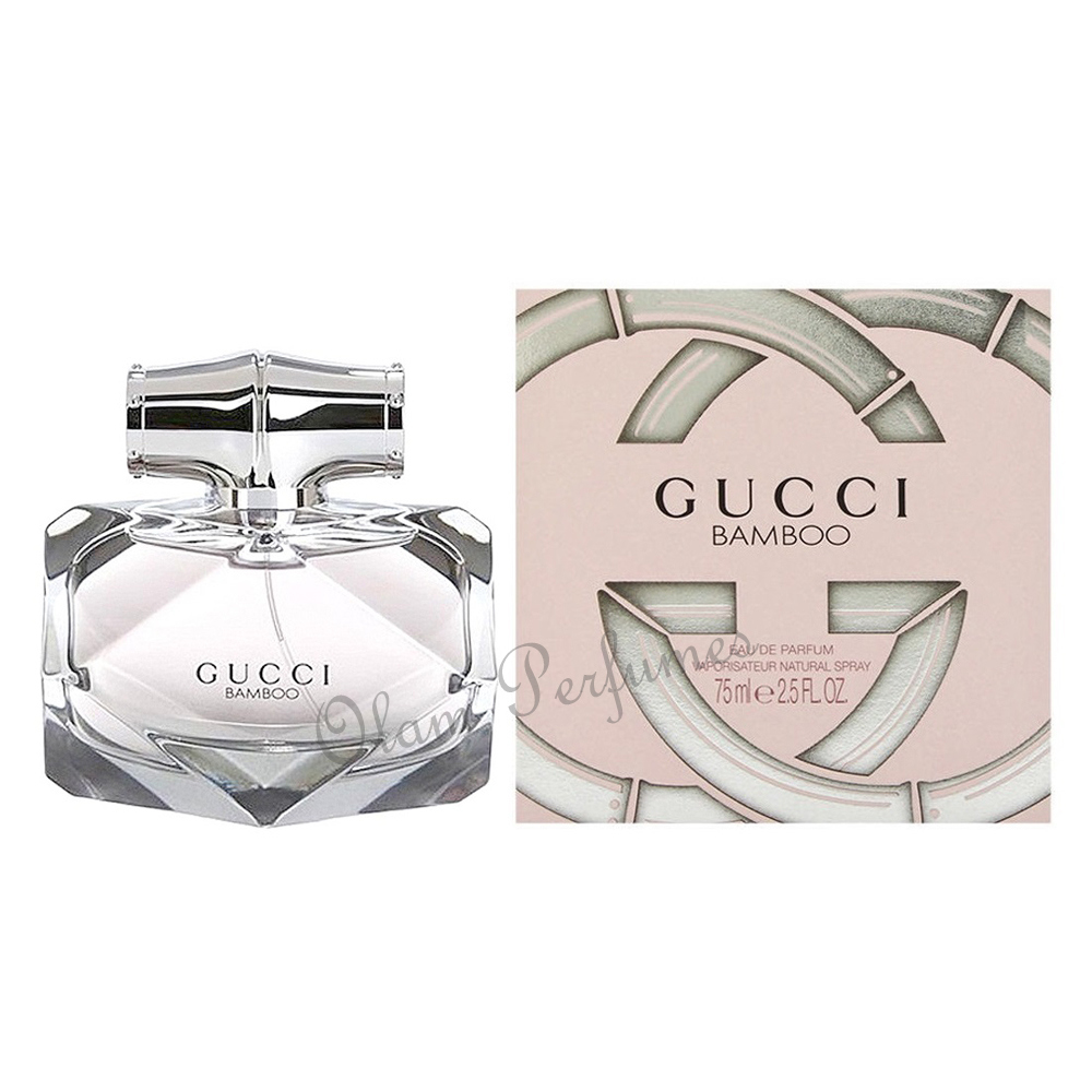 Gucci Bamboo Eau De Parfum Spray 2.5oz