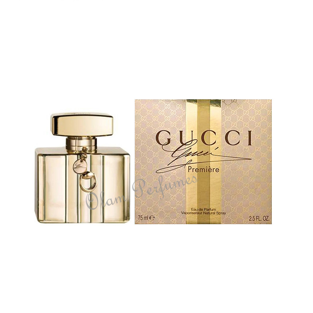 Gucci Premiere Eau de Parfum Spray 2.5oz 75ml