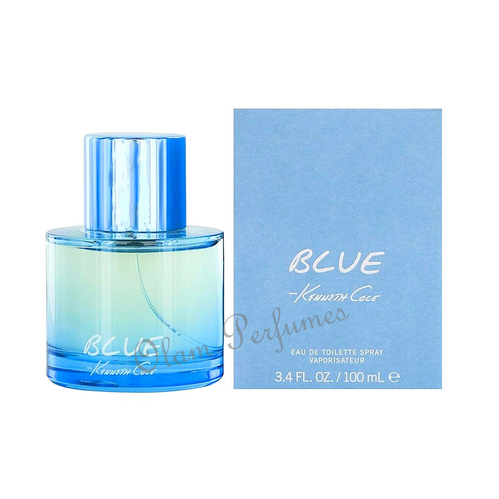Kenneth Cole Blue For Men