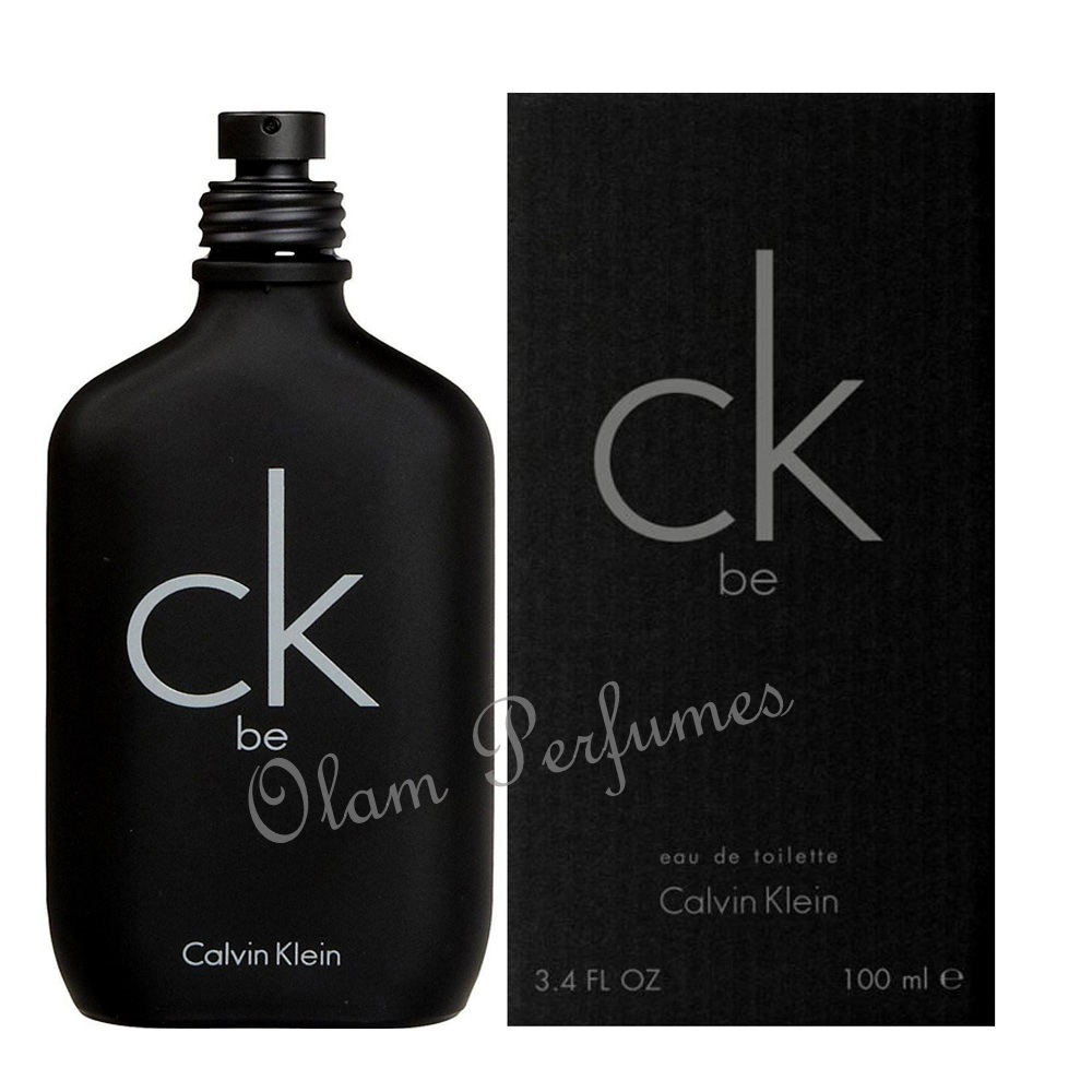 Calvin Klein Ck Be Eau De Toilette Spray 3.4oz 100ml