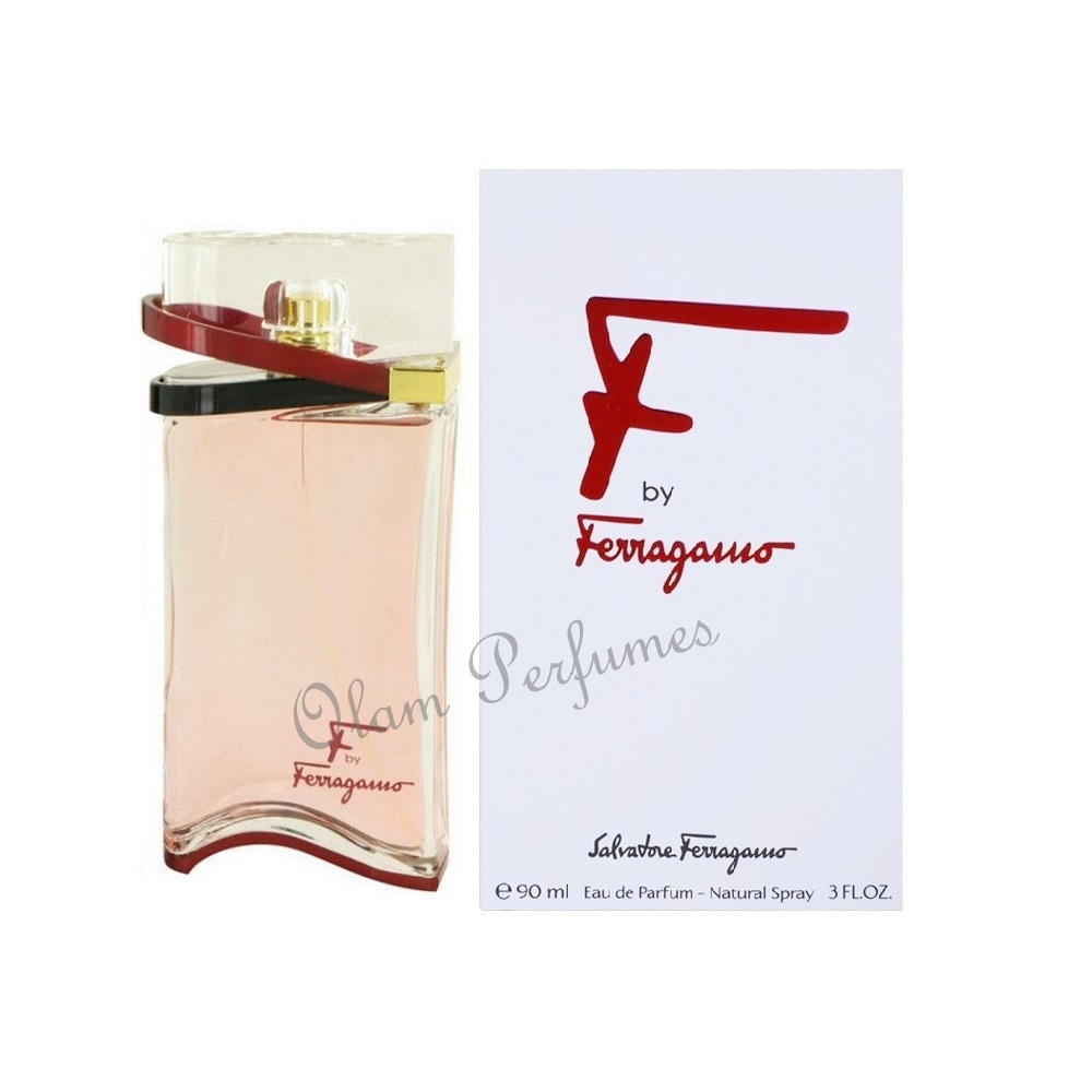 Ferragamo F by Ferragamo Eau de Parfum Spray 3.0oz 90ml