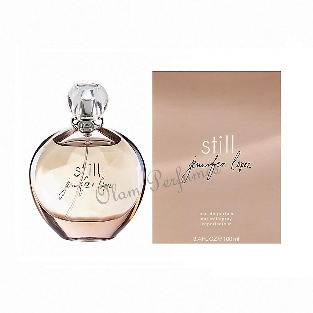 J.Lo Jennifer Lopez Still For Women 3.4oz 100ml
