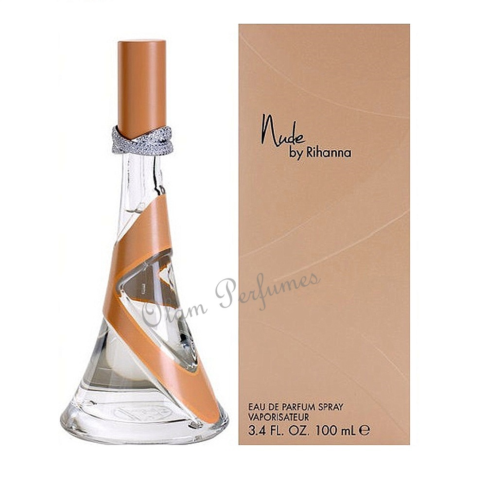 Rihanna Nude Eau De Parfum Spray 3.4oz 100ml