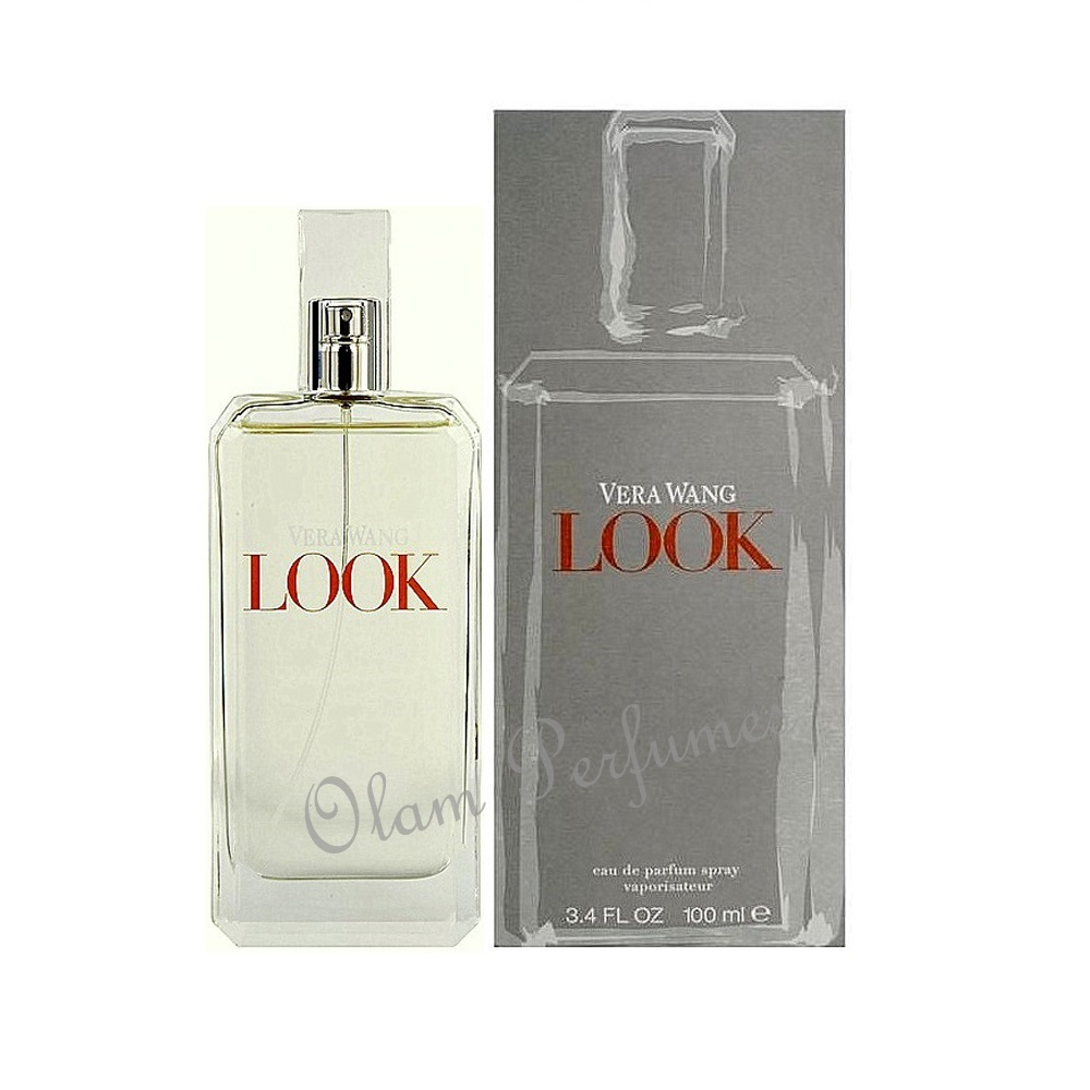 Vera Wang Look Eau De Parfum Spray 3.4oz 100ml
