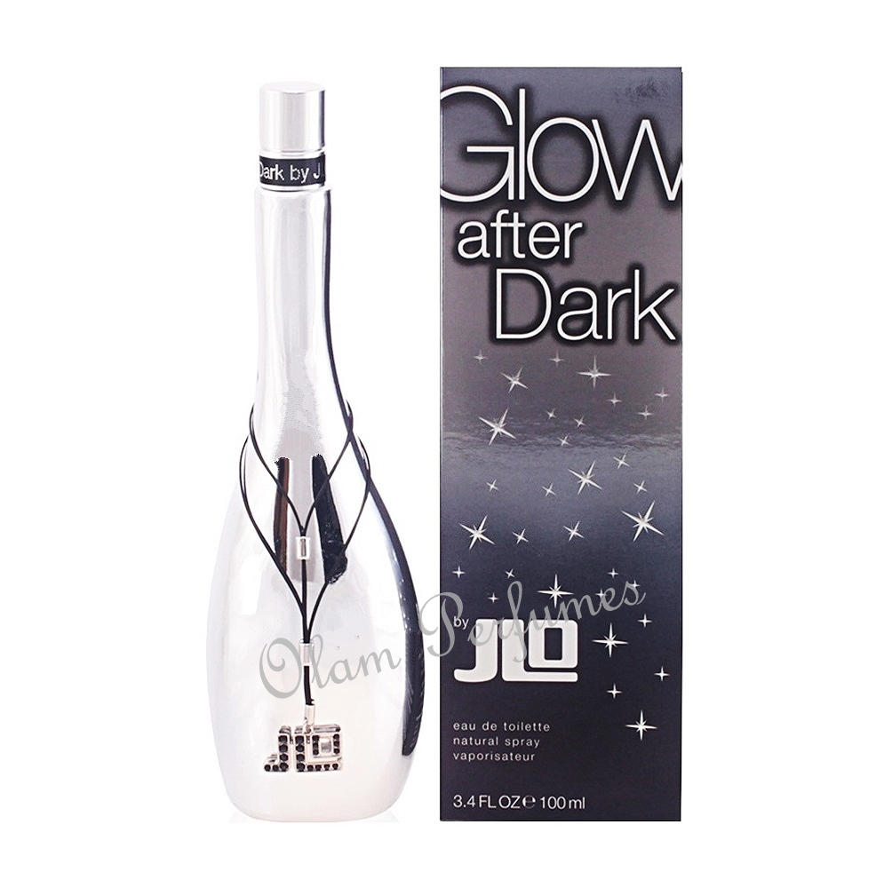 J.Lo Jennifer Lopez Glow After Dark For Women 3.4oz 100ml