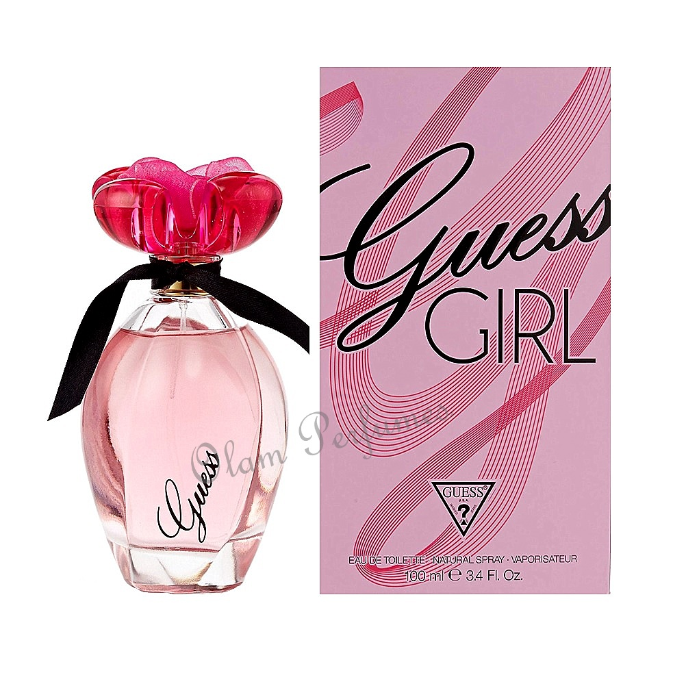 Guess Girl Eau De Parfum Spray 3.4oz 100ml