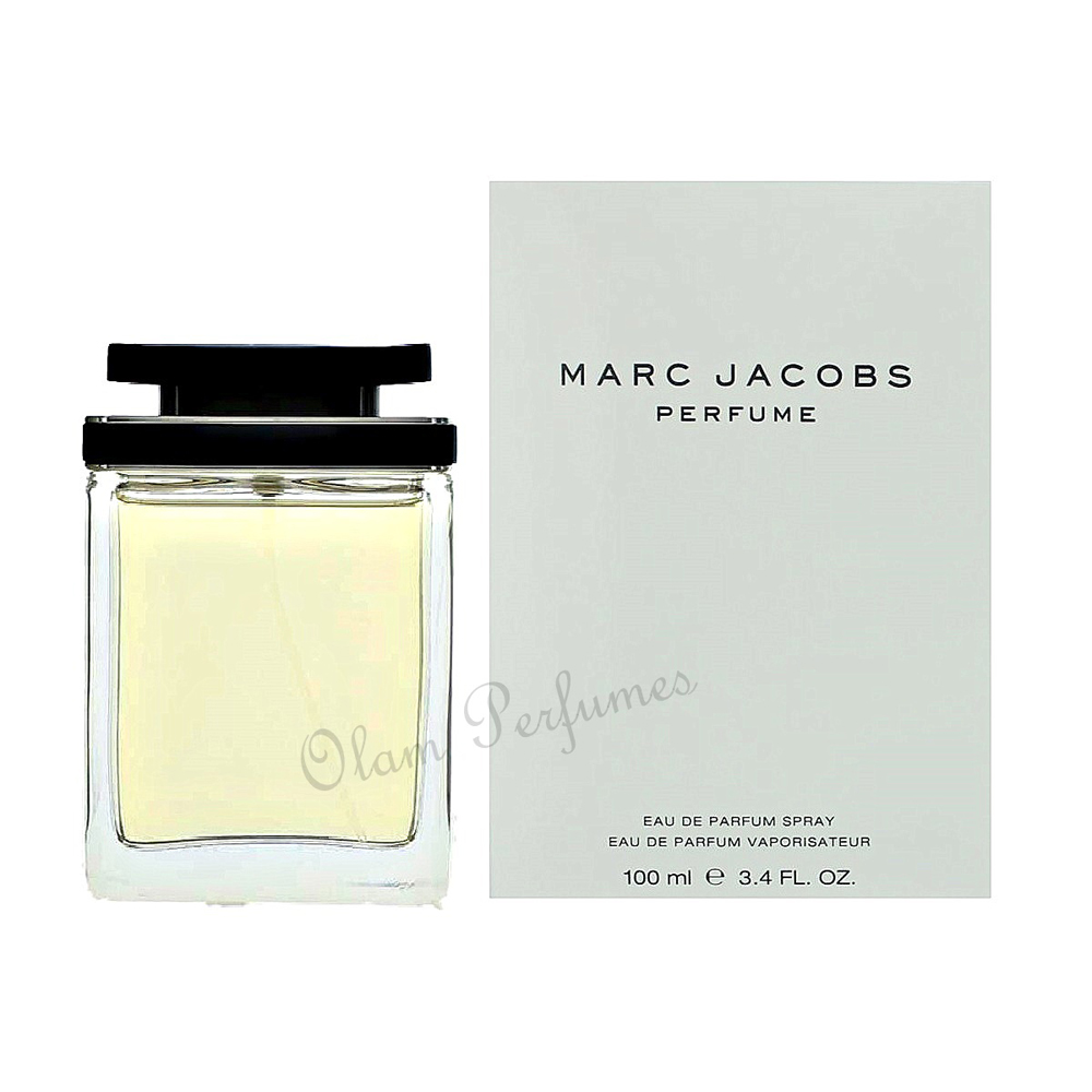MARC JACOBS FOR WOMAN 3.4oz