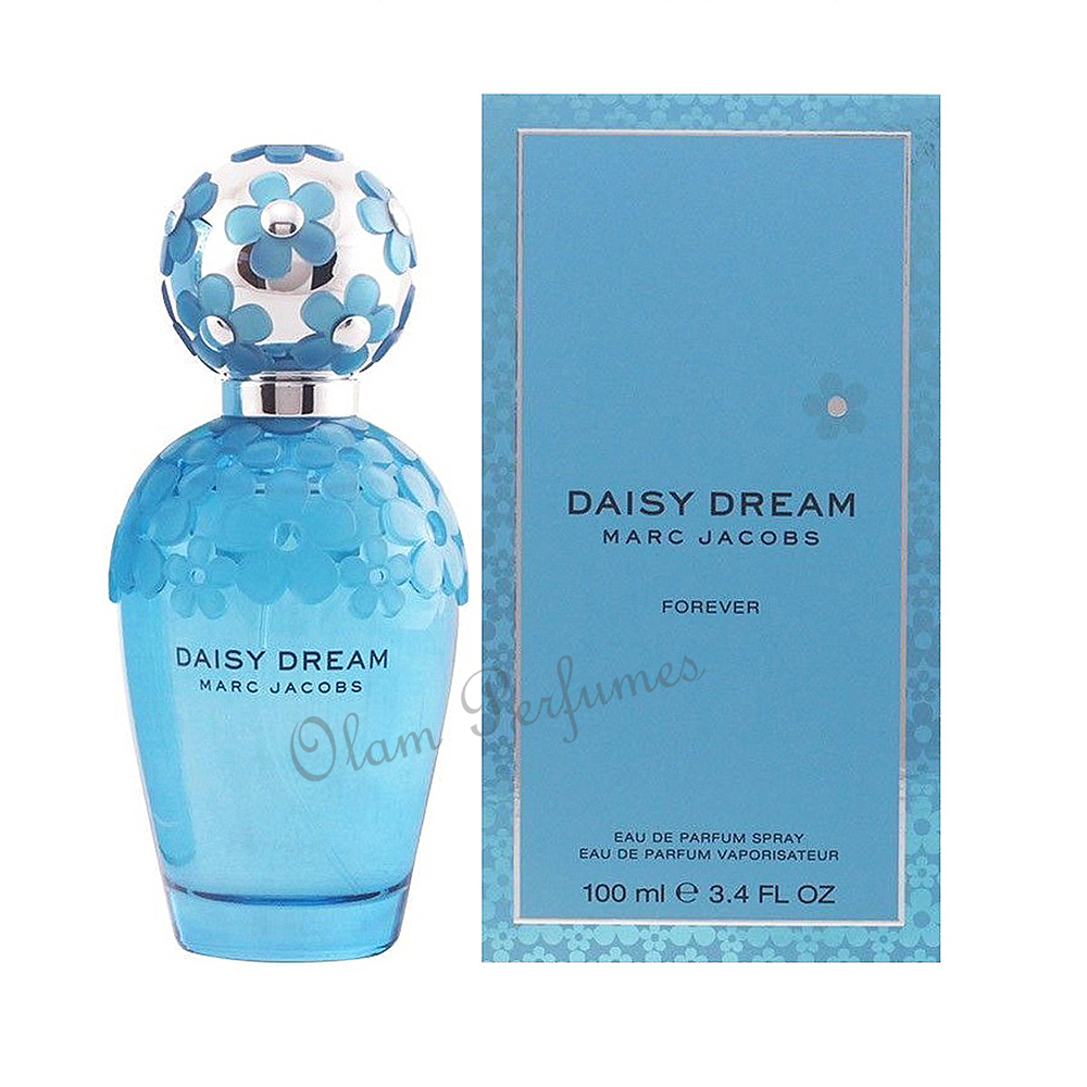 Marc Jacobs Daisy Dream Forever Eau De Toilette Spray 3.4oz