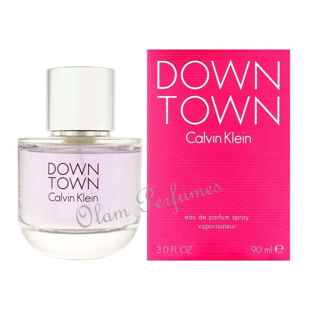 Calvin Klein Downtown Eau De Parfum Spray 3.0 oz 90ml