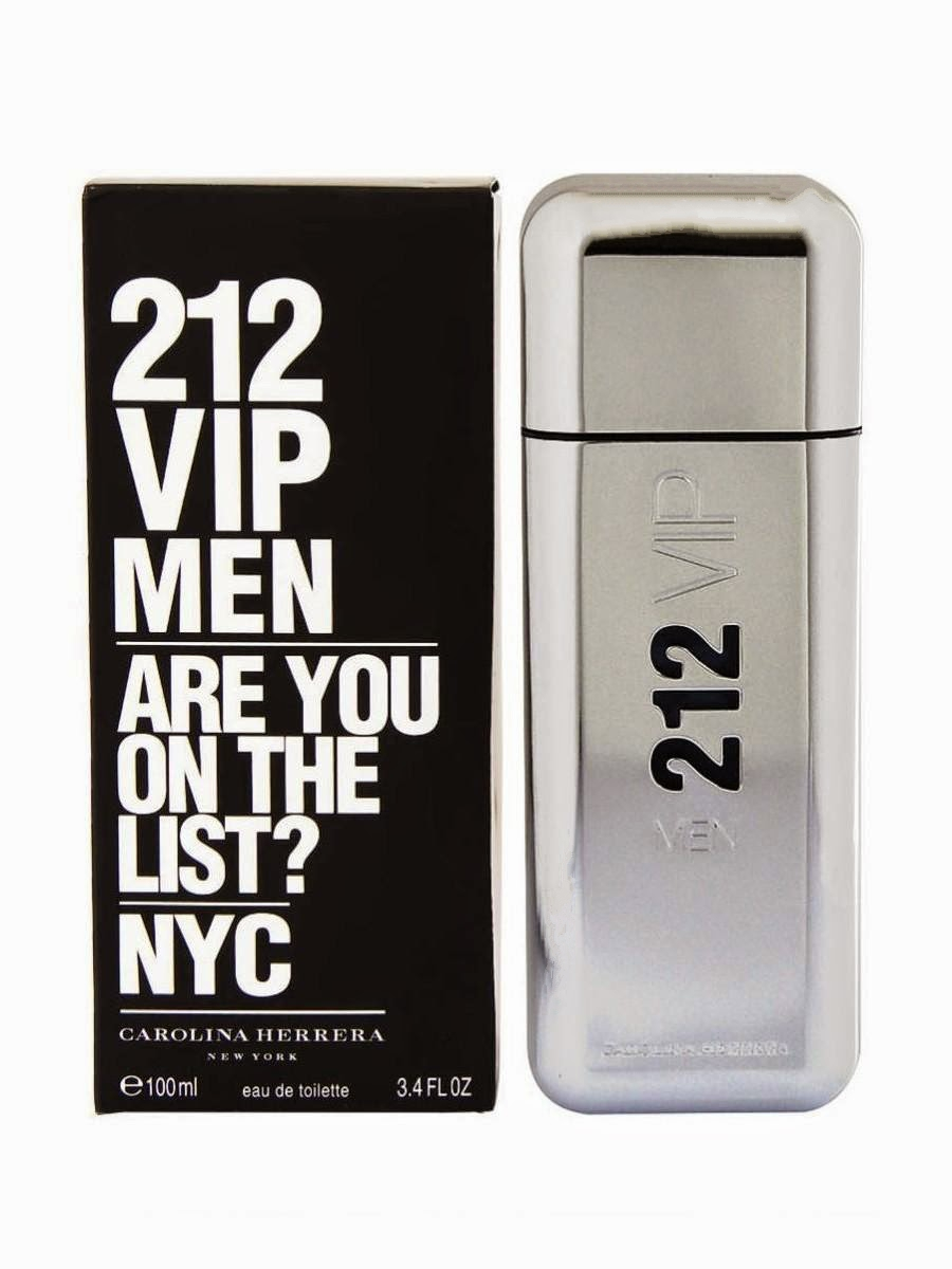 212 VIP For Men Eau de Toilette Spray 3.4oz