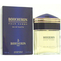 BOUCHERON FOR MEN EAU DE TOILETTE SPRAY 3.4oz