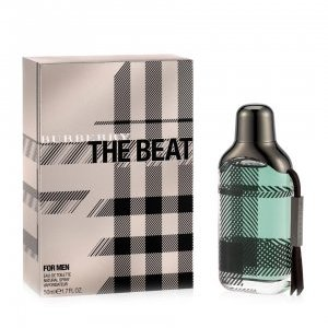 THE BEAT FOR MEN EAU DE TOILETTE SPRAY 1.7oz