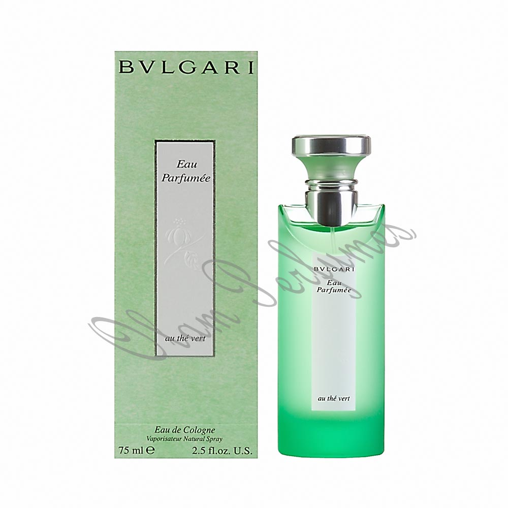 Bvlgari Au The Vert - Green Tea