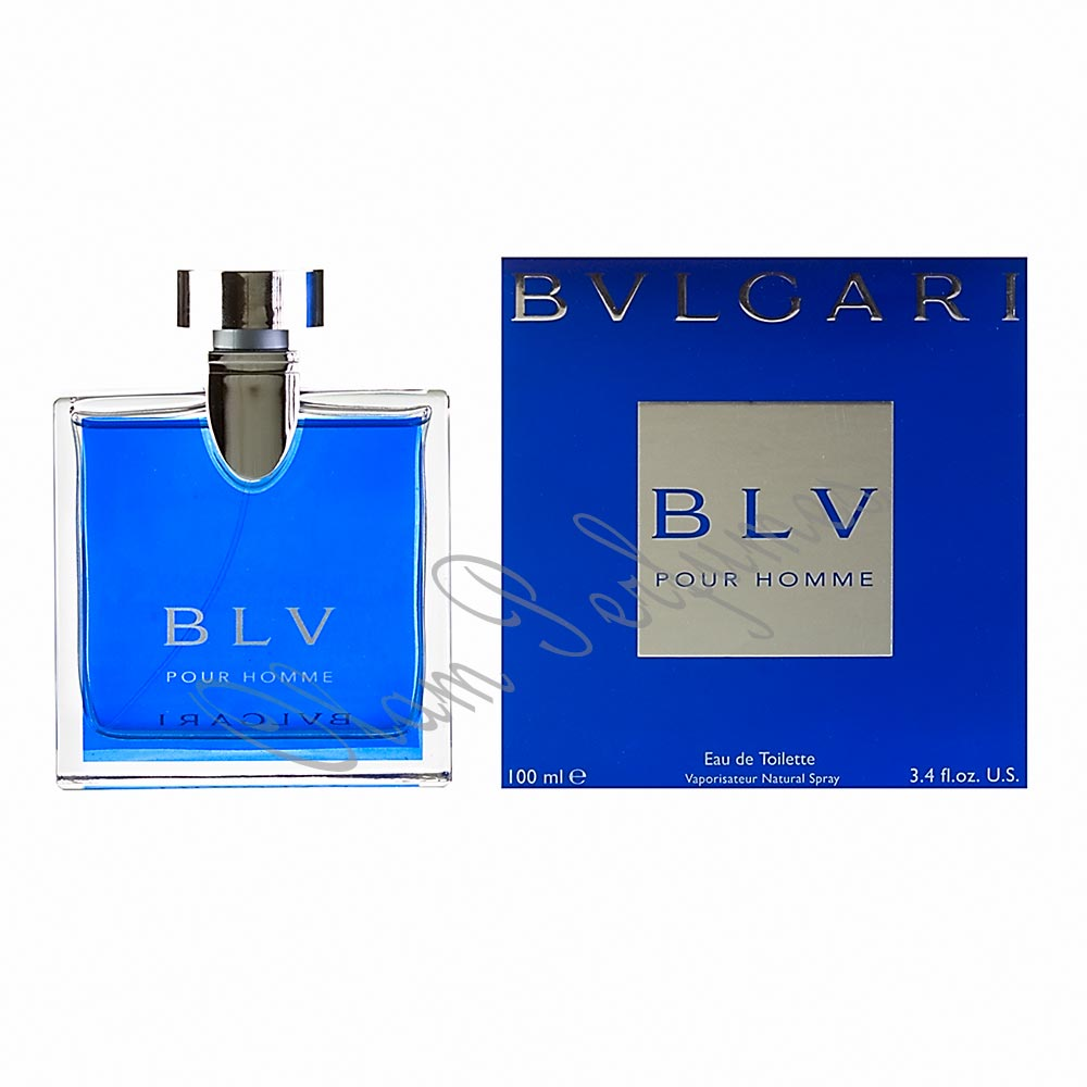 Blv For Men Eau De Toilette Spray 34oz 100ml Olam Perfumes Bvlgari Aqva Man Edt