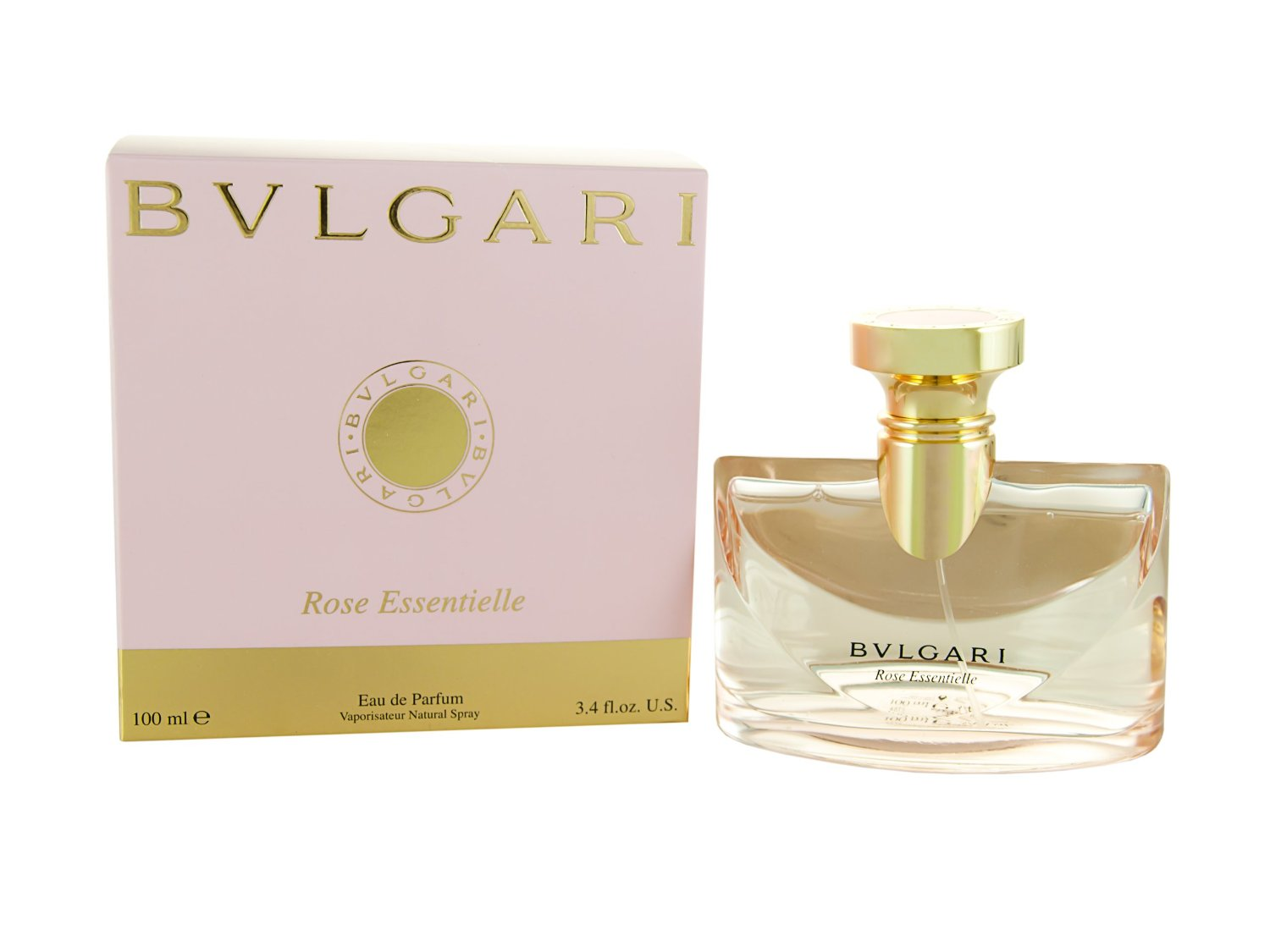 Bvlgari Rose Essentielle Eau de Parfum Spray 3.4oz 100ml