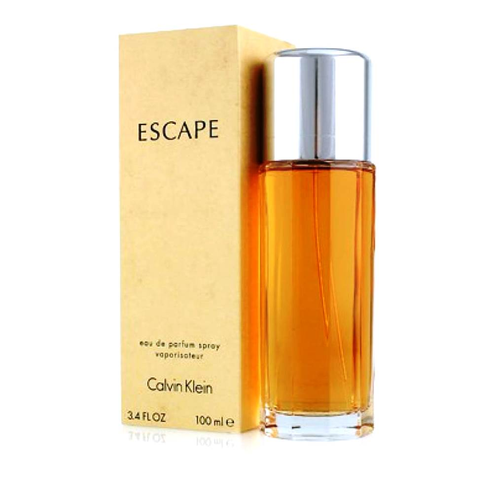 Calvin Klein Escape For Women Eau De Parfum Spray 3.4oz 100ml