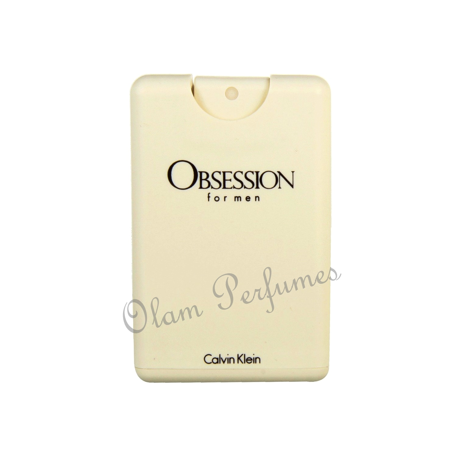 Calvin Klein Obsession For Men Eau de Toilette Spray 0.67oz 20ml