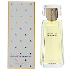 Carolina Herrera For Women Eau De Parfum Spray 3.4oz 100ml