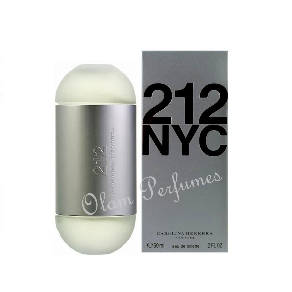 212 For Women Eau de Toilette Spray 2.0oz