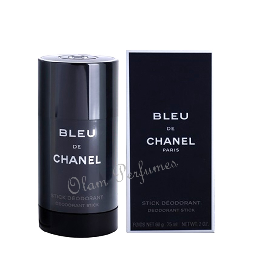 Chanel Bleu de Chanel Deodorant Stick 2oz 75ml