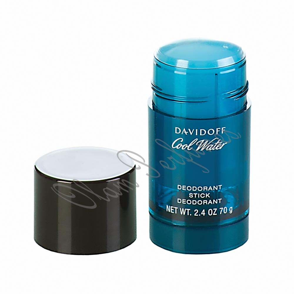 Davidoff Cool Water For Men Classic Deodorant Stick 2.4oz 70g
