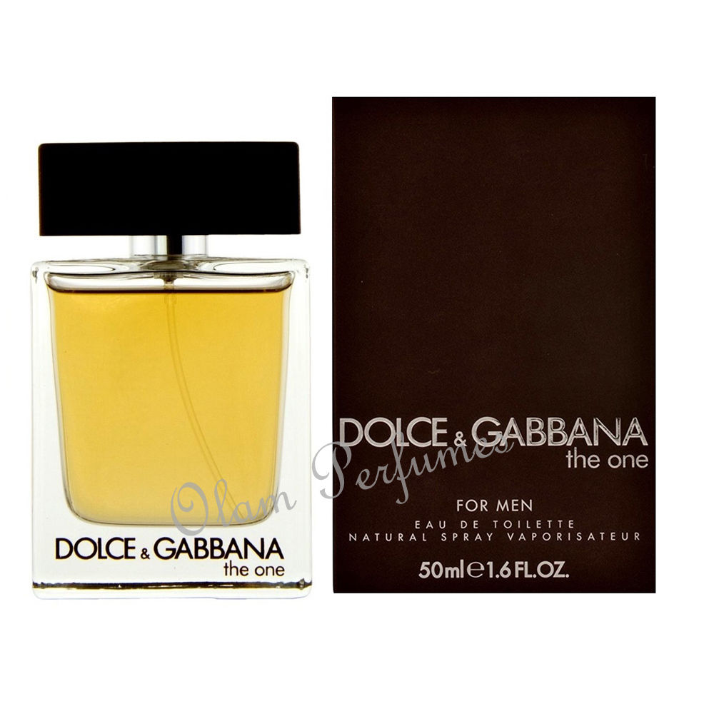 Dolce & Gabbana The One For Men Eau de Toilette 1.6 / 1.7oz 50ml