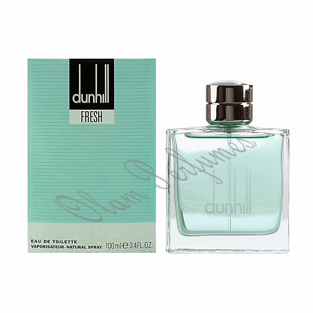 Dunhill Fresh Eau de Toilette Spray 3.4oz 100ml