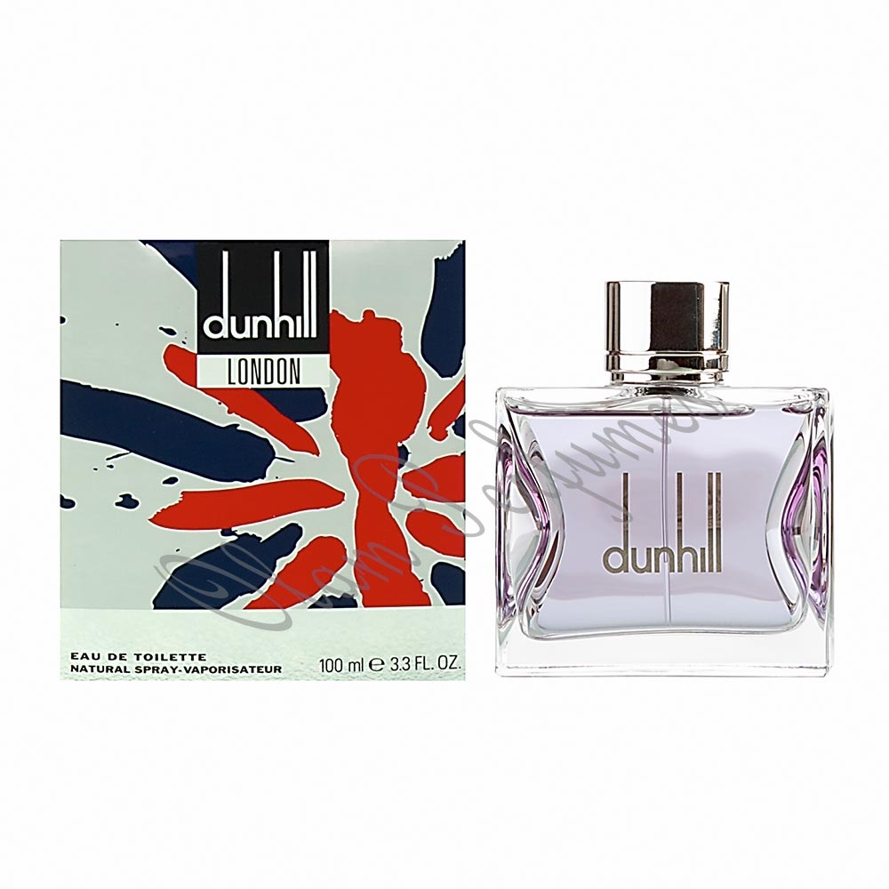 Dunhill London Eau de Toilette Spray 3.4oz 100ml