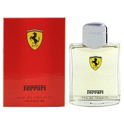 FERRARI RED EAU DE TOILETTE SPRAY 4.2oz