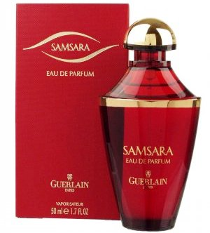 SAMSARA EAU DE PARFUM SPRAY 3.4oz