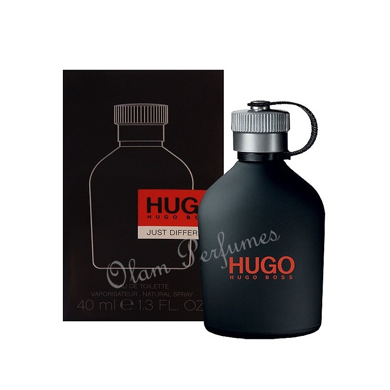 Hugo Just Different Eau de Toilette Spray 1.3oz 40ml