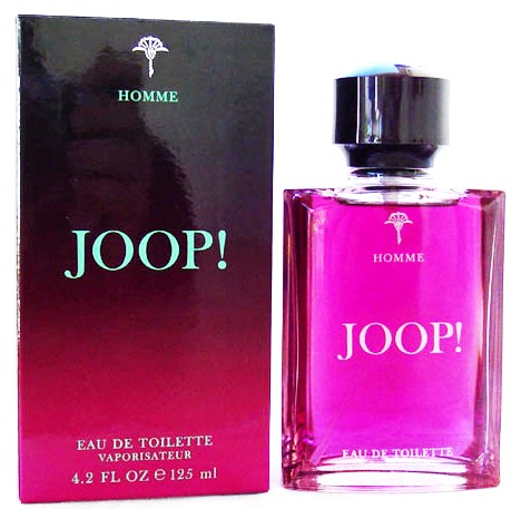 JOOP! HOMME EAU DE TOILETTE SPRAY 4.2oz