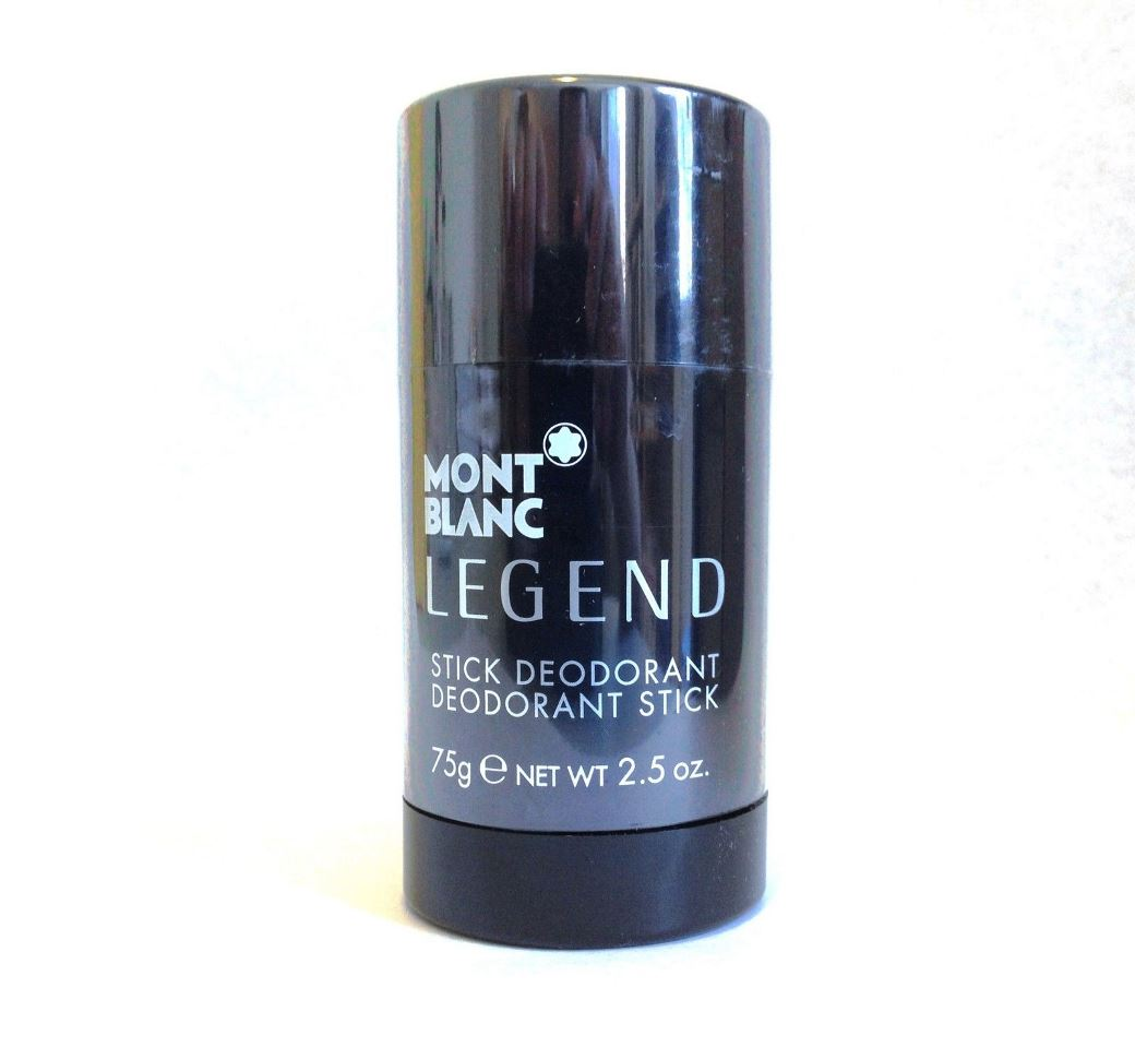Mont Blanc Legend For Men Deodorant Stick 2.5oz 75g