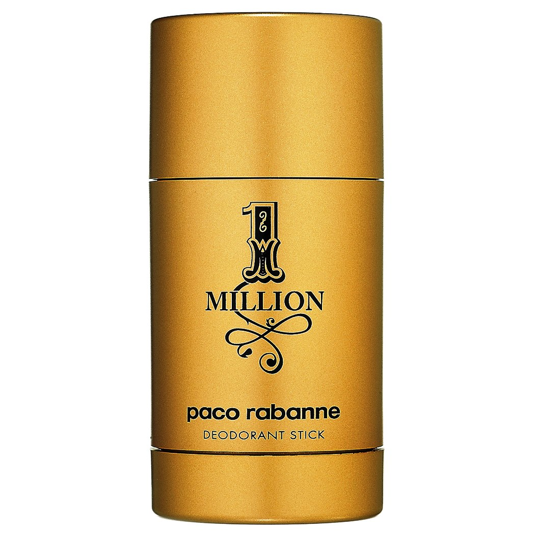 Paco Rabanne 1 Million Deodorant Stick For Men 2.2oz 75ml