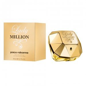 Lady Million Eau de Parfum Spray 2.7oz