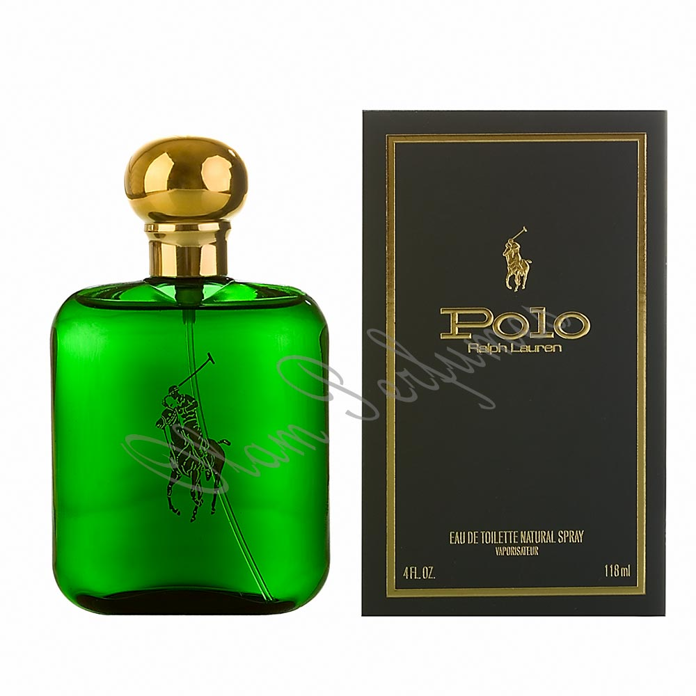 Polo Ralph Lauren Eau De Toilette Spray 4.0oz 118ml