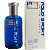 POLO SPORT FOR MEN EAU DE TOILETTE SPRAY 2.5oz