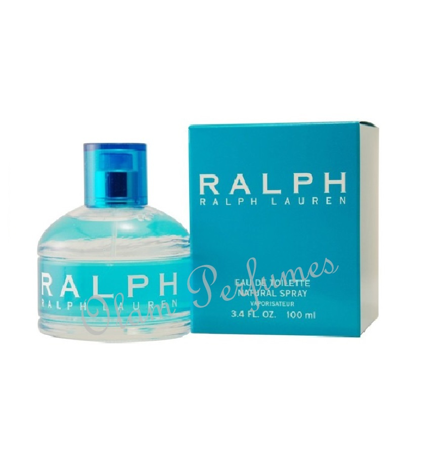 Ralph Lauren Ralph For Women Eau De Toilette Spray 3.4oz 100ml