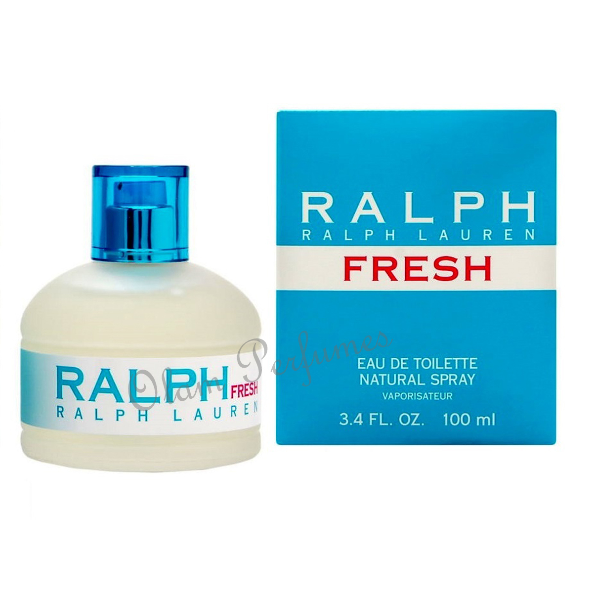 Ralph Lauren Ralph Fresh For Women Eau De Toilette Spray 3.4oz